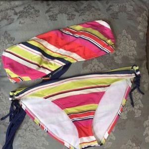 Splendid Strapless bikini